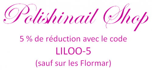 Superbe duochrome : le Flormar U18 et water decals ...