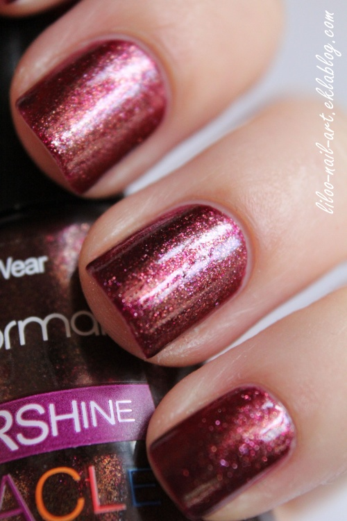Flormar supershine miracle U12 et water decals C094 ...