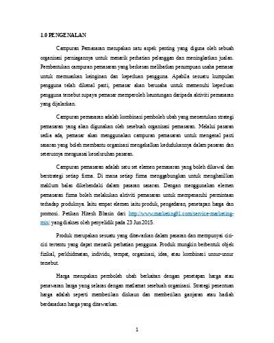Visi Misi Dan Objektif Petronas