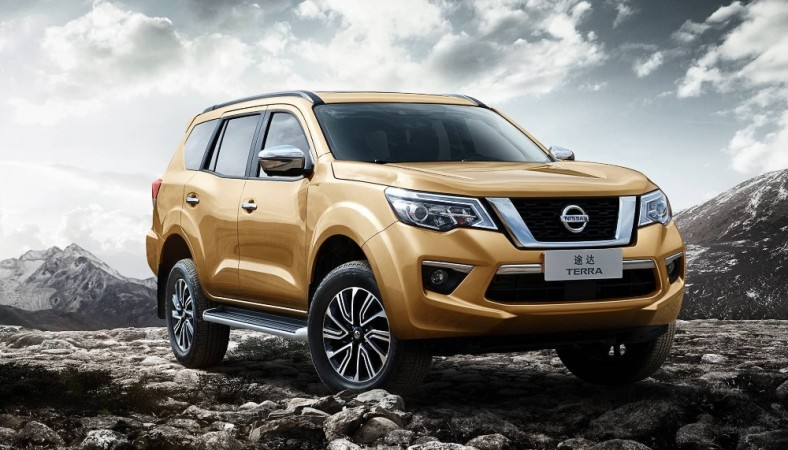 Nissan Terra SUVs China Launch In April Is India Next