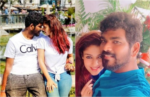 Image result for nayanthara-vignesh-shivan-beautiful-love-story