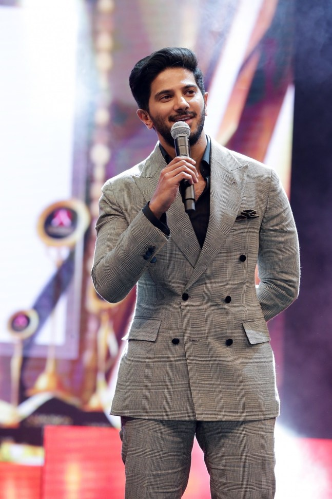 Dulquer Salmaan, Asiavision Movie Awards 2017
