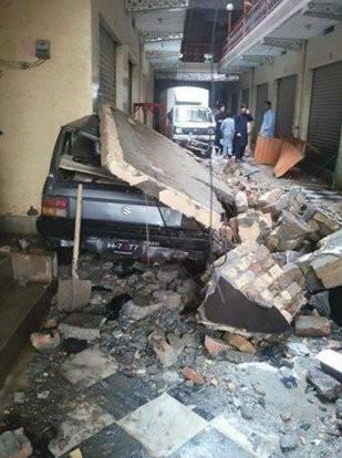 Pakistan earthquake