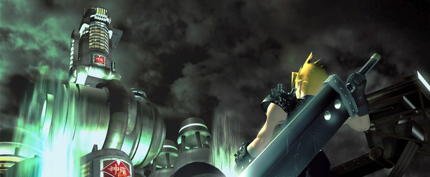 Final Fantasy VII Coming To PS4 Spring 2015 Not As You