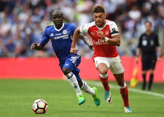 Arsenal vs Chelsea live stream, score: Watch 2017 pre ...