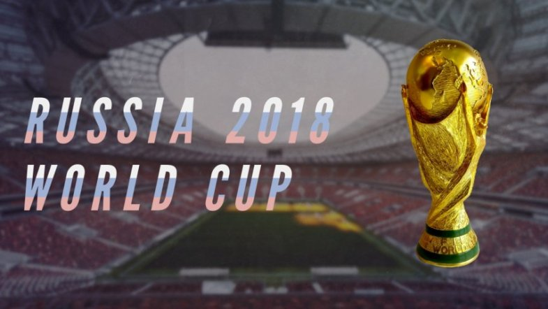 Kick-off to 2018 Football World Cup, Russia
