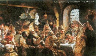 Миф о русском пьянстве