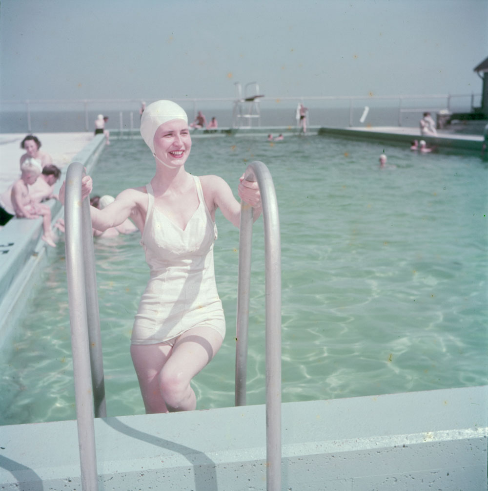 1950s bathing suit canada