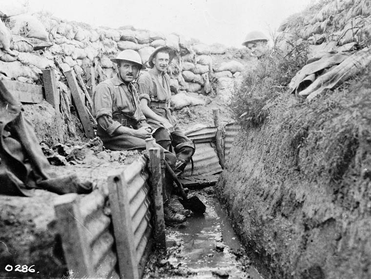 Image result for trench warfare