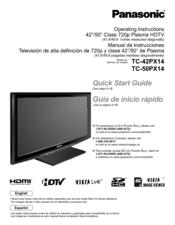 Panasonic TC42PX14  42