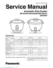Panasonic Rice Cooker Wiring Diagram  Somurich