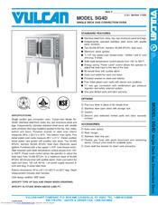 Vulcanhart SG4D Manuals