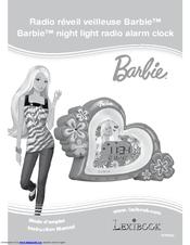 Lexibook Barbie Rpb060 Manuals