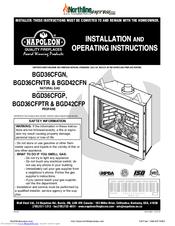Napoleon BGD42CFN Manuals