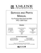 Uline 75AD Manuals