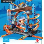 Mattel Hotwheels Ultimate Garage Instructions Manual Pdf Download Manualslib