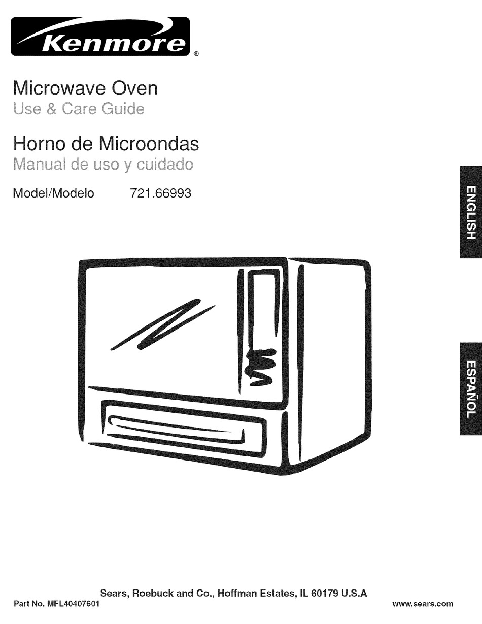 kenmore 66993 pizza maker microwave