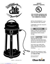 electric patio caddie