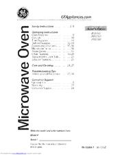 ge jvm3160df2ww manuals manualslib