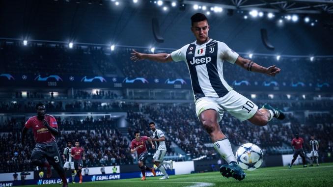FIFA 19 Screenshot 3