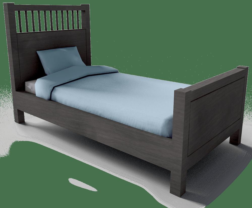 Objets Bim Et Cao Cadre De Lit Simple Hemnes Petit Ikea