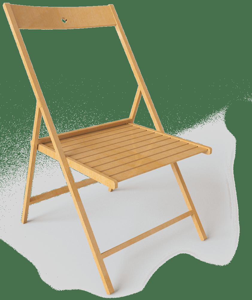 chaise pliante terje ikea polantis
