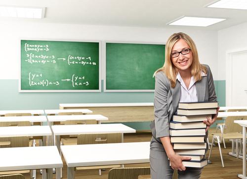 teacher-holding-books