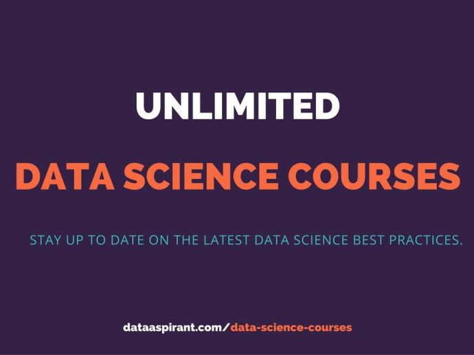 datascience coures