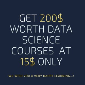 Data science courses Offer