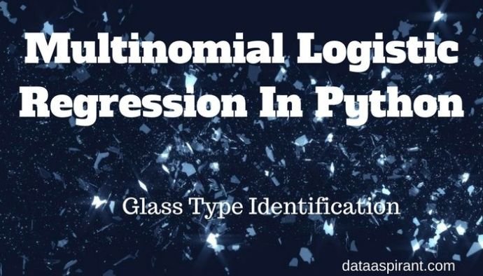 Multinomial Logistic Regression Python