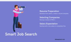 Smart data scientist job search