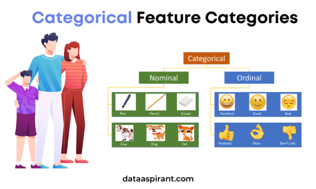 Categorical Feature Categories