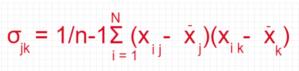 Covariance Matrik