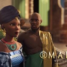 malika warrrior queen