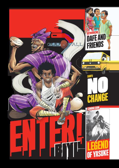 Tag Comics Nigeria