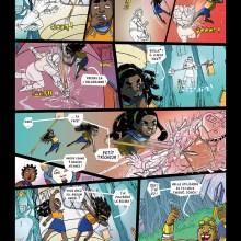Mulatako Reine Dibussi afropolitan comics