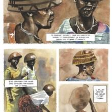 Un Voyage sans Retour by Gaspard Njock afropolitan comics