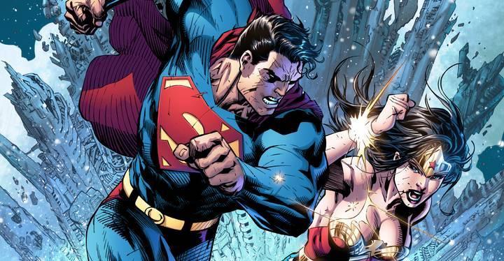 Comic Book Battles: Superman vs. Wonder Woman