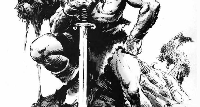 Dark Horse Day: Conan the Barbarian