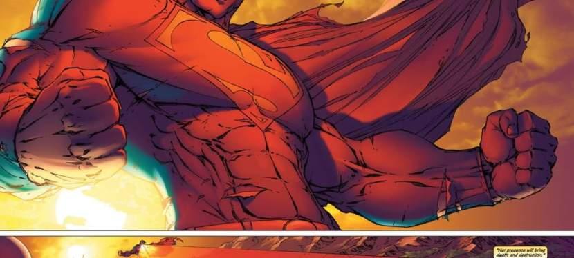 Feat: Superman, 'Superman/Batman #10'