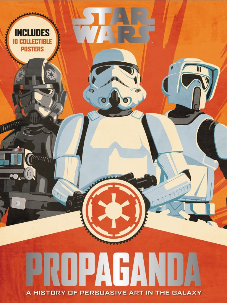 In 'Star Wars Propaganda: A History of Persuasive Art in the Galaxy' (2016), the planet Coruscant is liberated by the Jedi Order.