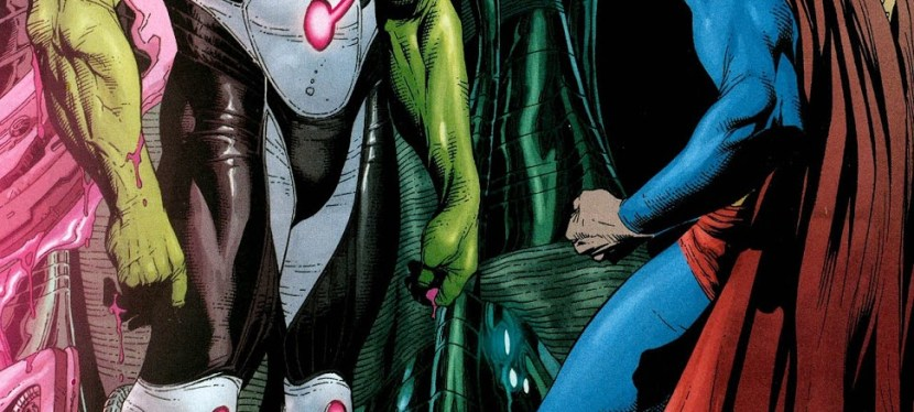 DC Day Explained: Brainiac's AI Program Is The Digital Processing Of All The Information In The Galaxy