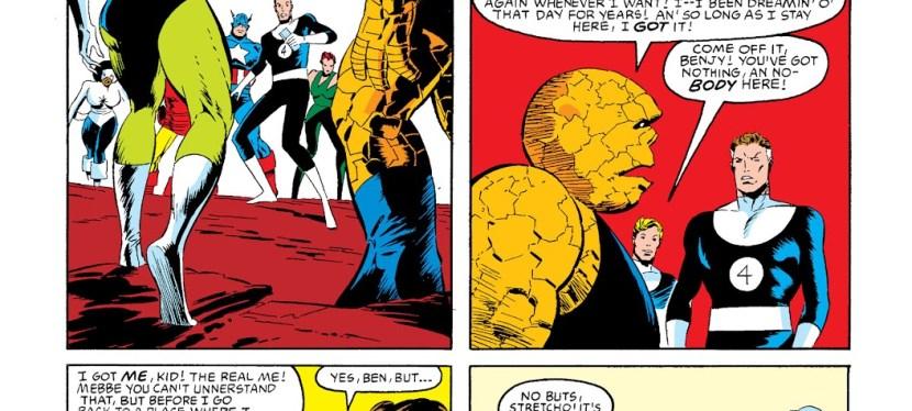 Marvel Day: She-Hulk Joins The Fantastic Four