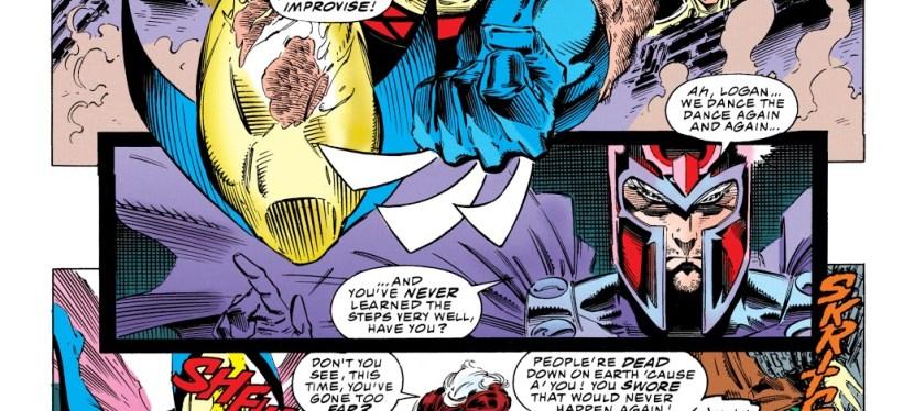 Battles Of The Week: Magneto vs X-Men.