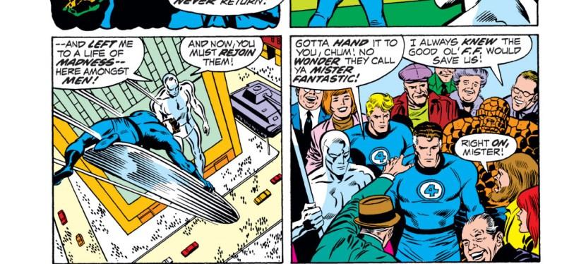 Feat: Mister Fantastic, 'Fantastic Four' #123