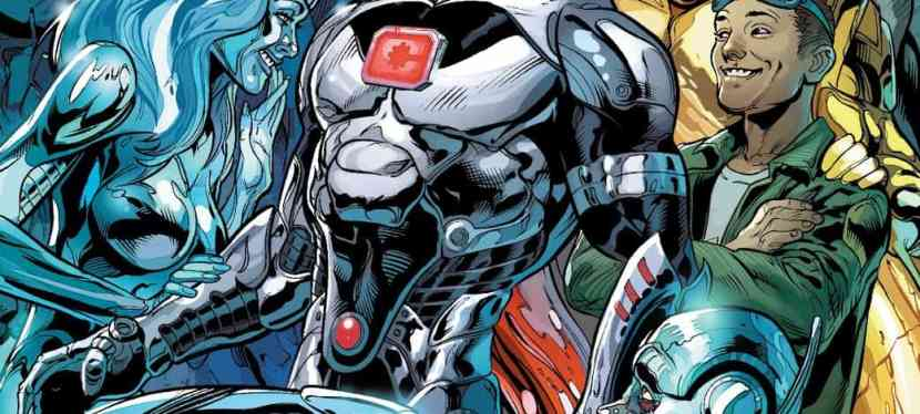 DC Day Series: The Metal Men's Mission In 'Forever Evil'