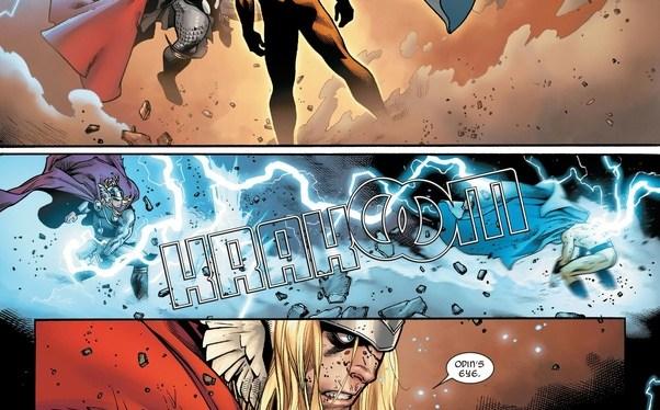 Battles Of The Week: Thor vs Void Sentry