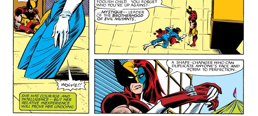Super Power: Mystique's Metamorphing Is A Mutant Adaptation