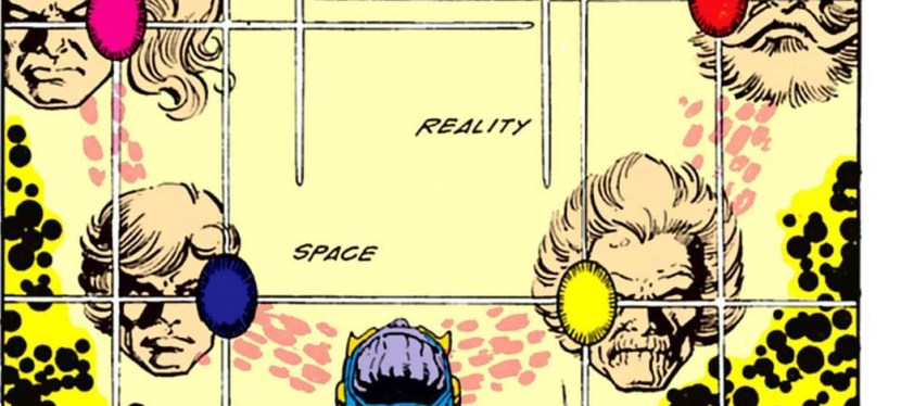 Super Power: The Six Infinity Gems  Are Multiversal Artifacts Created By The Celestials