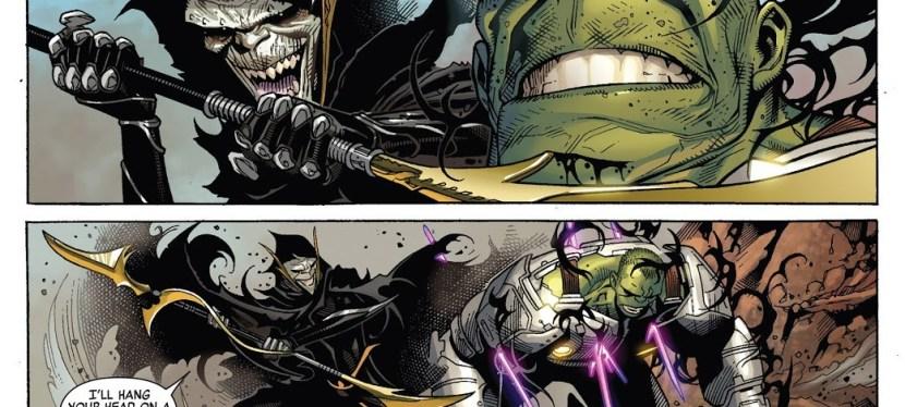 Feat: Hulk, 'Infinity'#6
